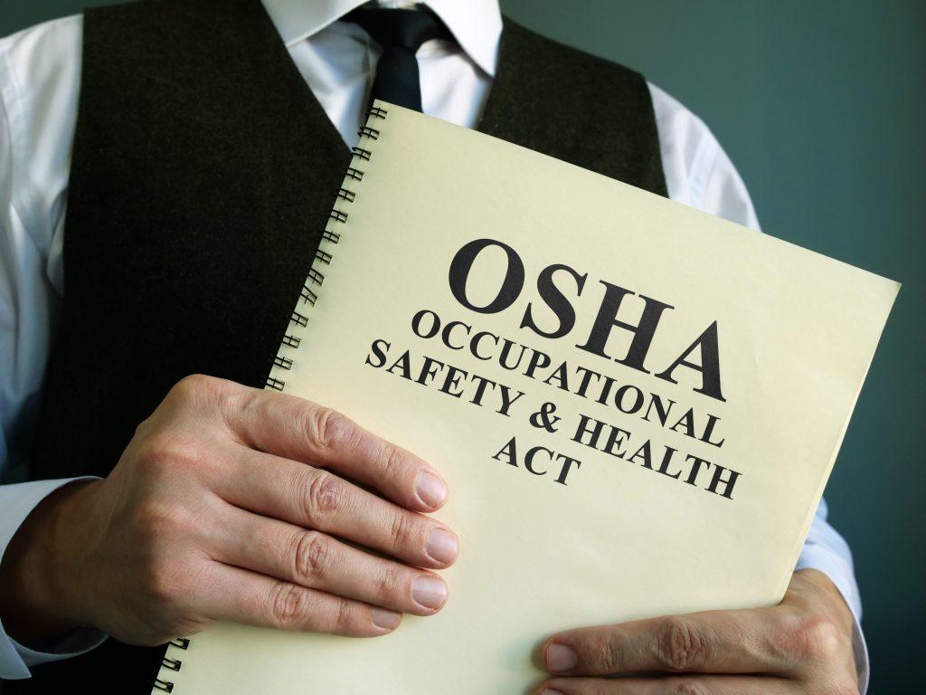 Osha Occupational Safety