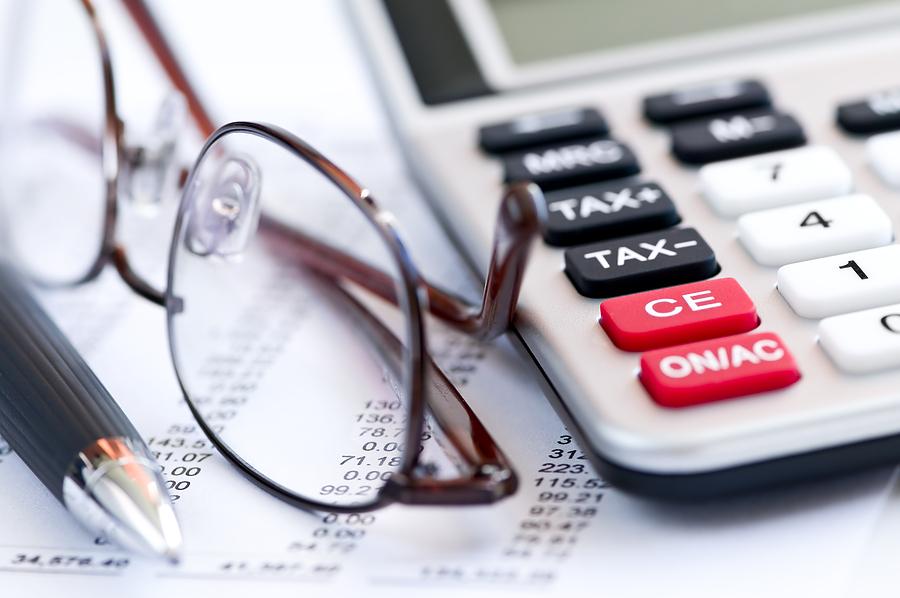 Tax Calculator Pen
