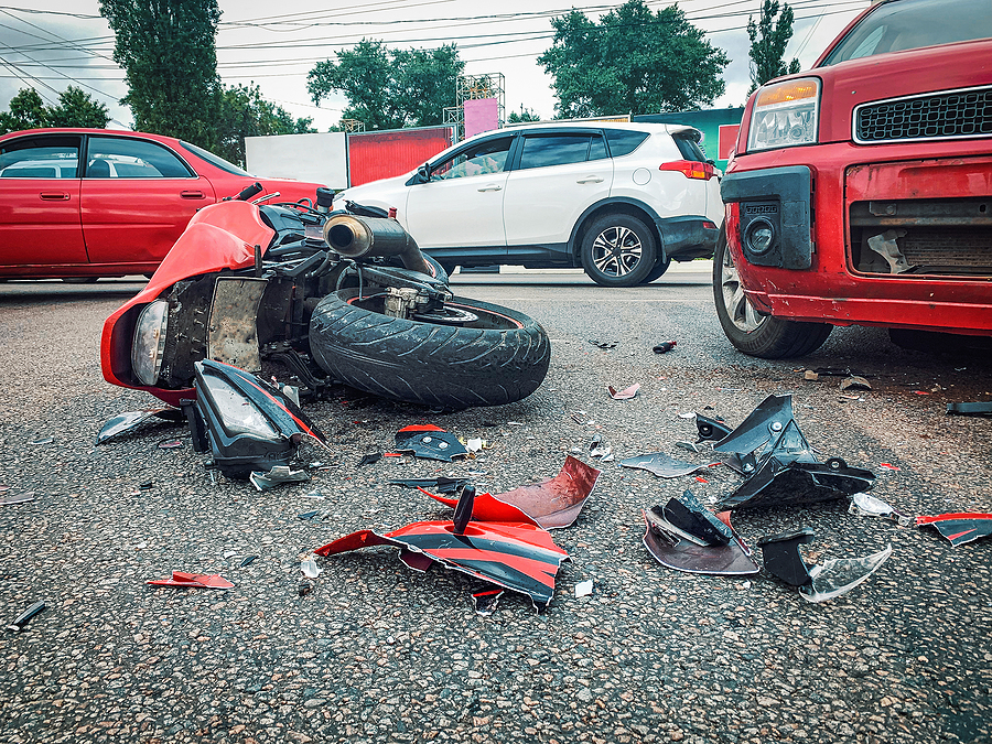 Motorcycle Bike Accident