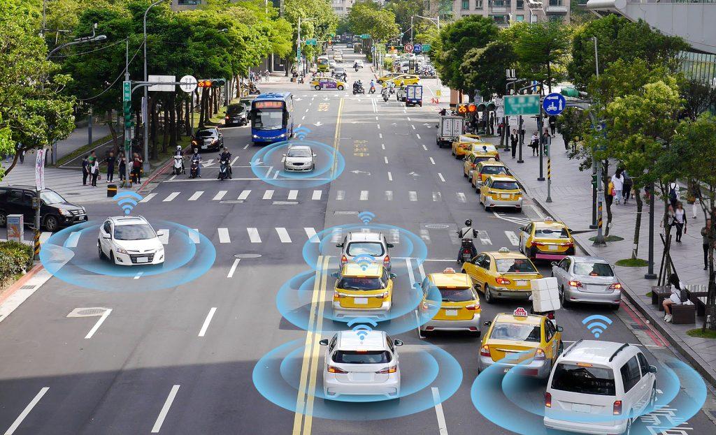 Self-driving Mode Vehicle