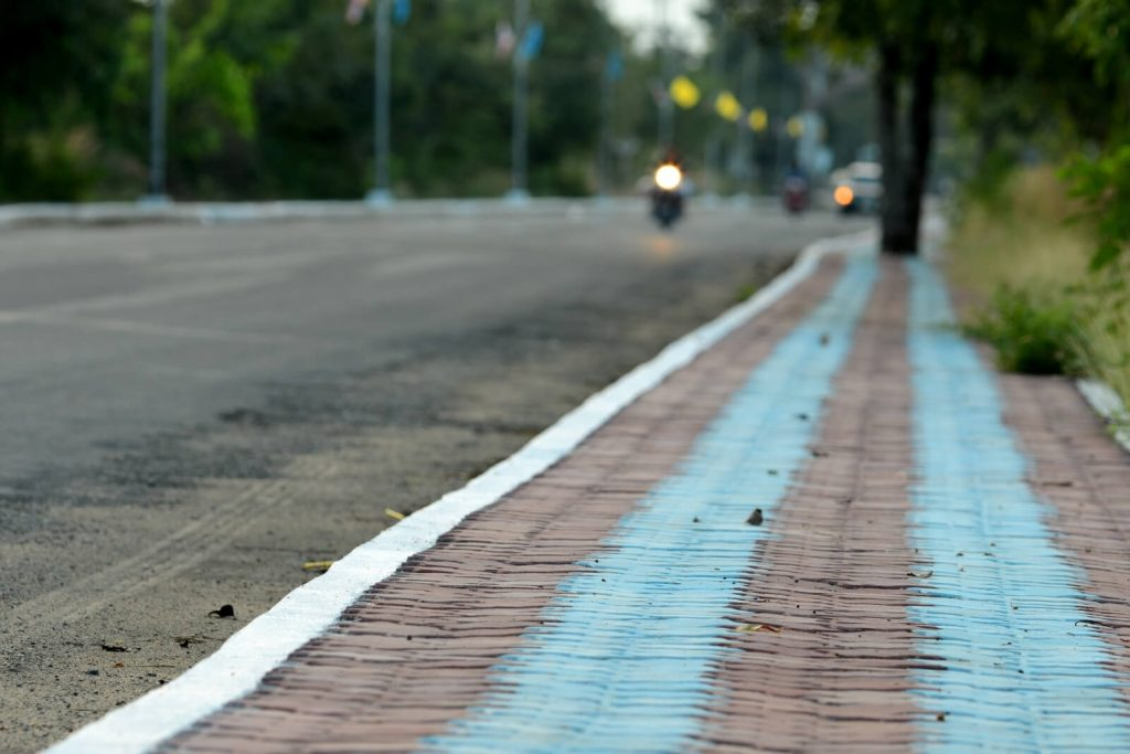 poorly-designed roads