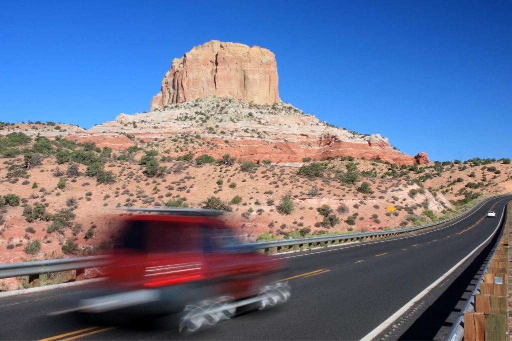 Arizona roads